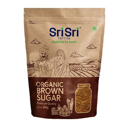 Organic Brown Sugar (1 kg)