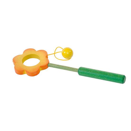Flower Ball Catcher Yellow