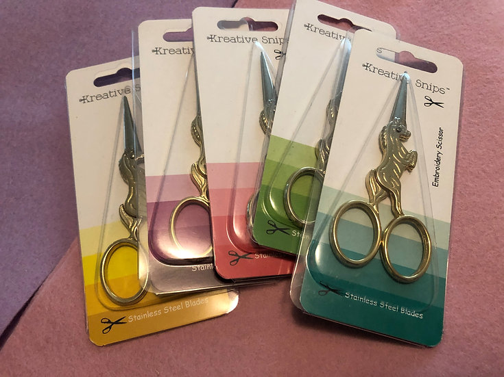 Kreative Snips-Unicorn Scissors