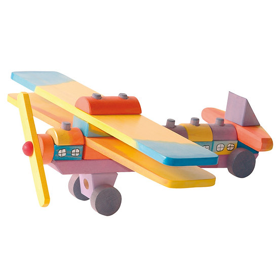 Aeroplane Colored 5510097