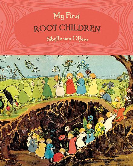 My First Root Children-board book
