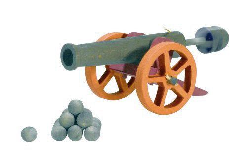 Large Cannon w/ 10 balls