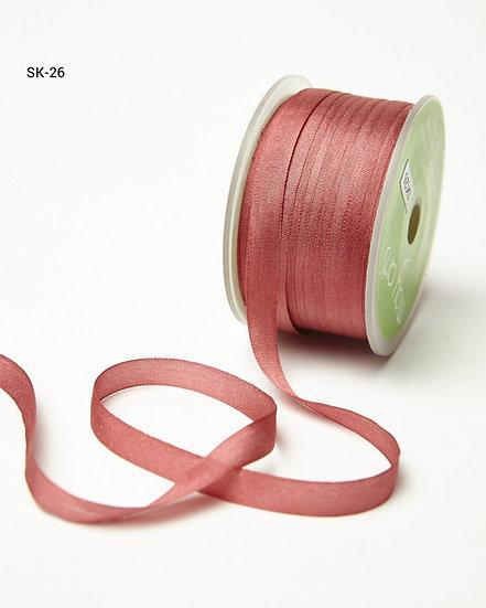 Silk Ribbon -Rose 26