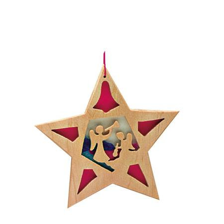 Star Angels Ornament-5530258