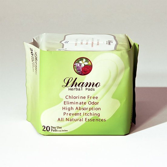 Lhamo Daily Use Herbal Pads