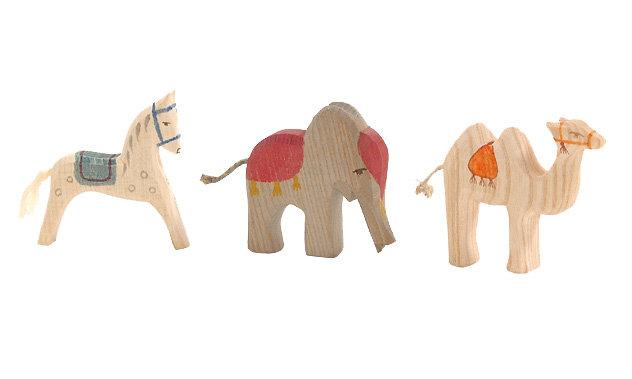 Three Kings' Animals Mini Set-66540