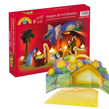 Nativity Diorama Set-60205