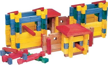 Wood-Links Fort Set Item #97010