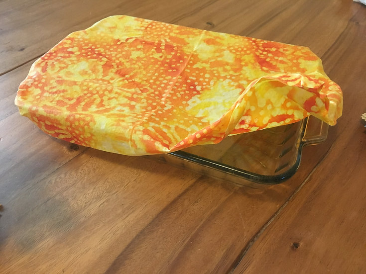 RVA Beeswax Wraps- XL 19x13