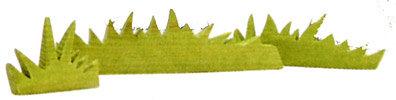 Grass, three pcs.-3005