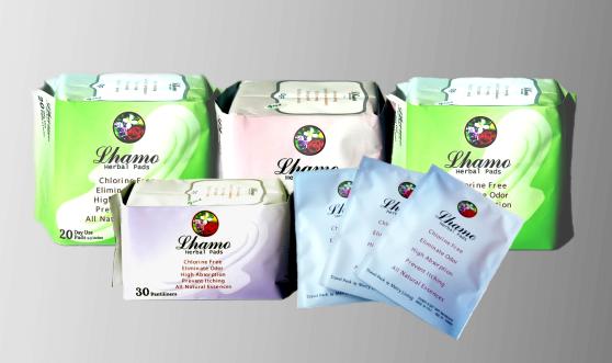 Lhamo Herbal Pad Starter Set