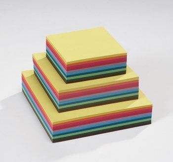 Folding paper light assorted- 4x4- 10520112