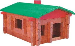 Wood-Links Cabin Item #97006