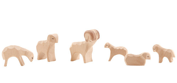 Sheep Group Mini Set-66030