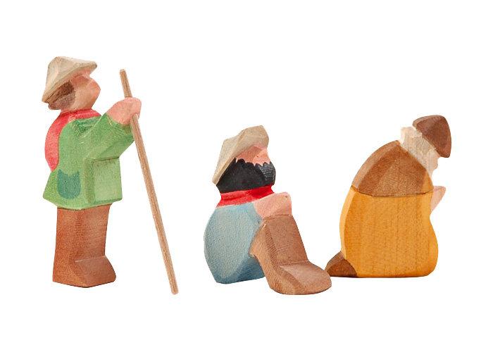 Three Shepherds Mini Set-66520