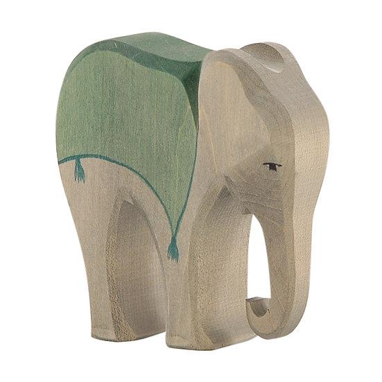 Elephant with Saddle-41912