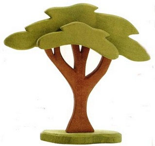 African Tree w/stand-3047