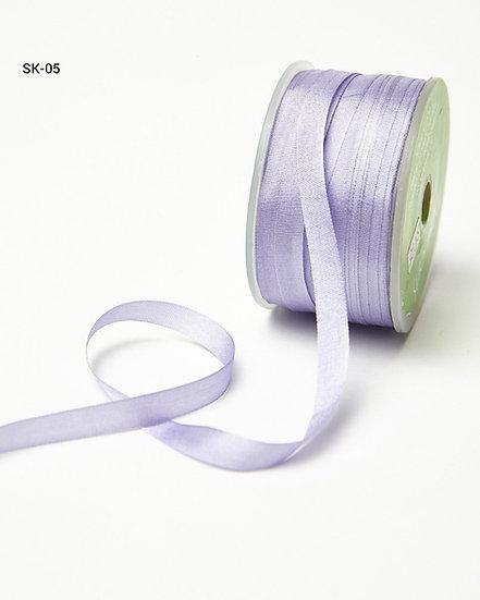 Silk Ribbon -Lavender 05