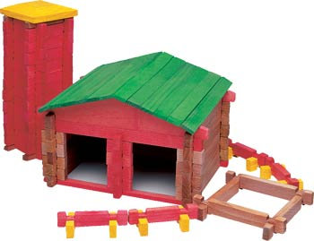 Wood-Links Farm Set Item #97011