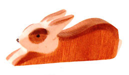 Rabbit/Hare, resting-15012