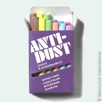 Blackboard Chalk- Antidust-20710112