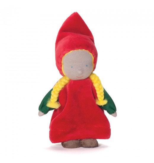 Christmas Lady Gnome-