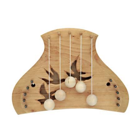 Traditional Door Harp w/ Key-5520306