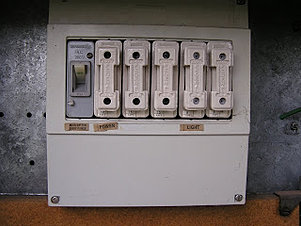 luchitech electrical electrician in sans souci upgrades old fuse box