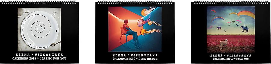 7 Elena Vizerskaya Calendars2019 Zazzle.