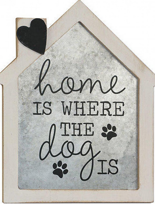 House Frame Standing Sign