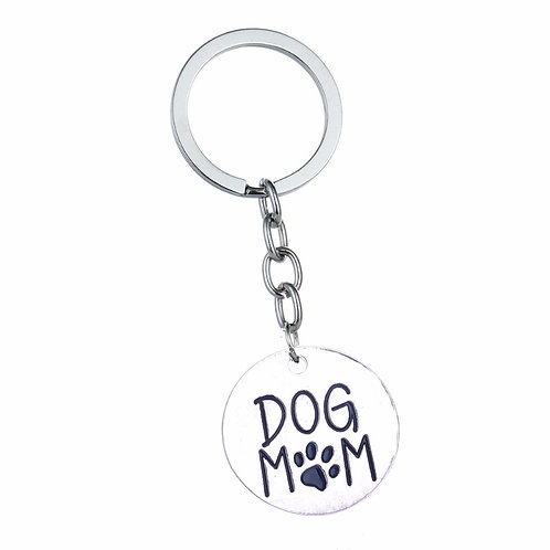 Dog Mum Keychain