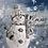 Thumbnail: Snowman Christmas Card