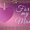 Thumbnail: For My Mum Purple and gold card