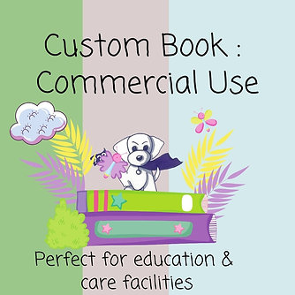 Custom Puzzles & Coloring - Commercial Use