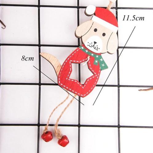 Dog ChristmasTree Decoration