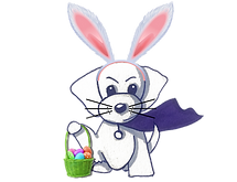 Woofy Logo - Easter Bunny.png