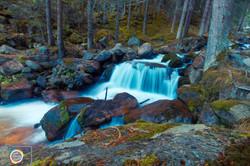 Stuben Waterfall - Austria