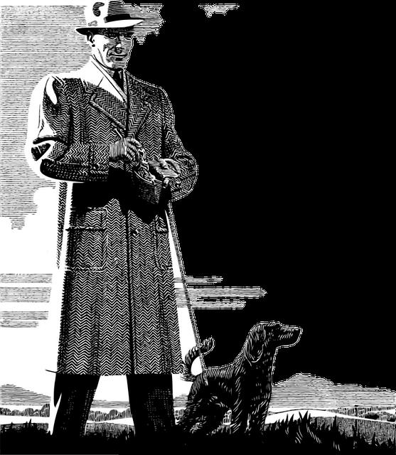 Homem e cachorro - Cursos de idiomas - Baucis Languages