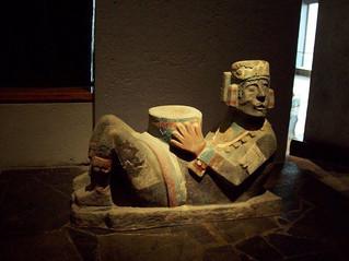 Cuento: Chac Mool. Carlos Fuentes. México. Ciudad Seva