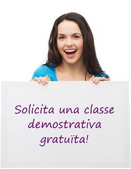 Classe demostrativa gratuïta. Baucis Languages. Barcelona
