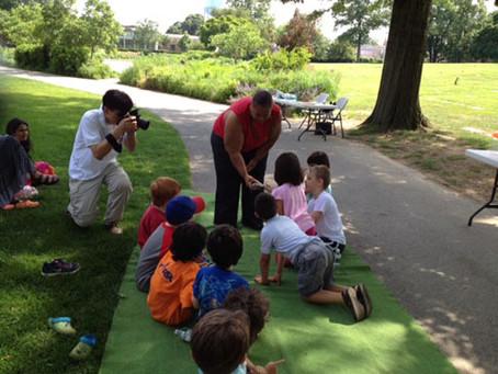 Summer Science Workshops for Children Pond Ecology, Endangered Animals, and Animals Alive
