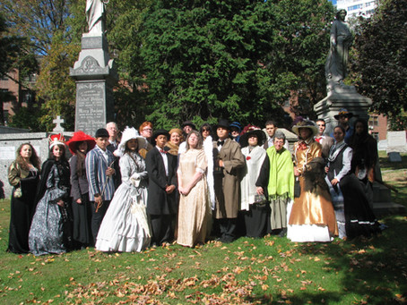 Spirits Alive! Weekend Twilight Concert and Walking Tours