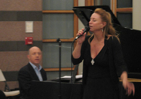 Summer 2012 Jazz Concert Featuring Jazz Vocalist Barbara Rosene Let Your Spirits Swing!
