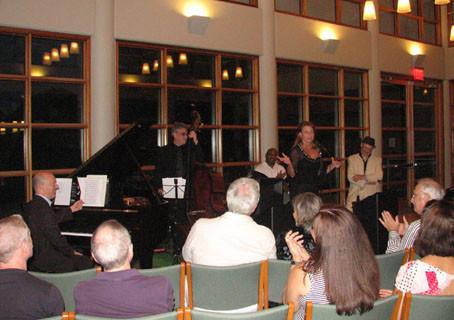 Summer Jazz Concert Let Your Spirits Swing!