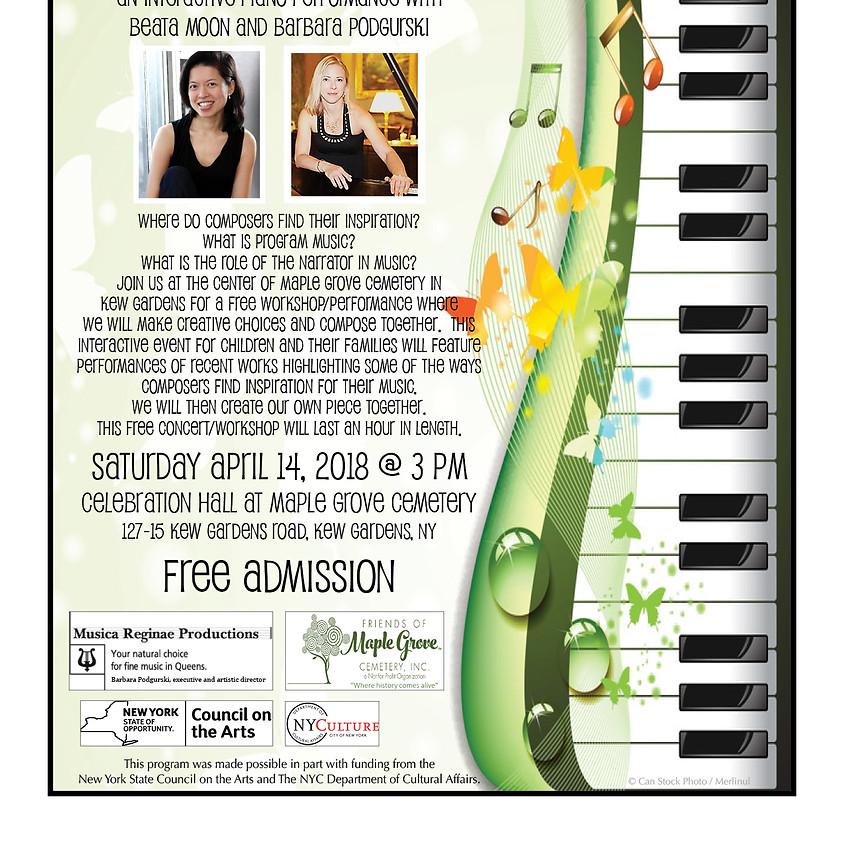 Musica Reginae Production - Community Concerts for Kids