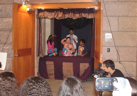 Franken Puppet Workshop