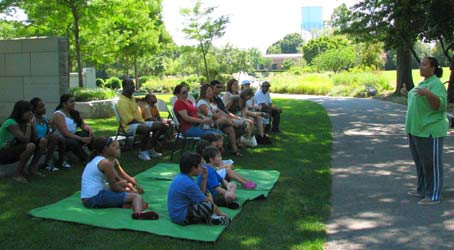 Summer Science Workshop for Children Time for Trees—Forest Ecology Hands On