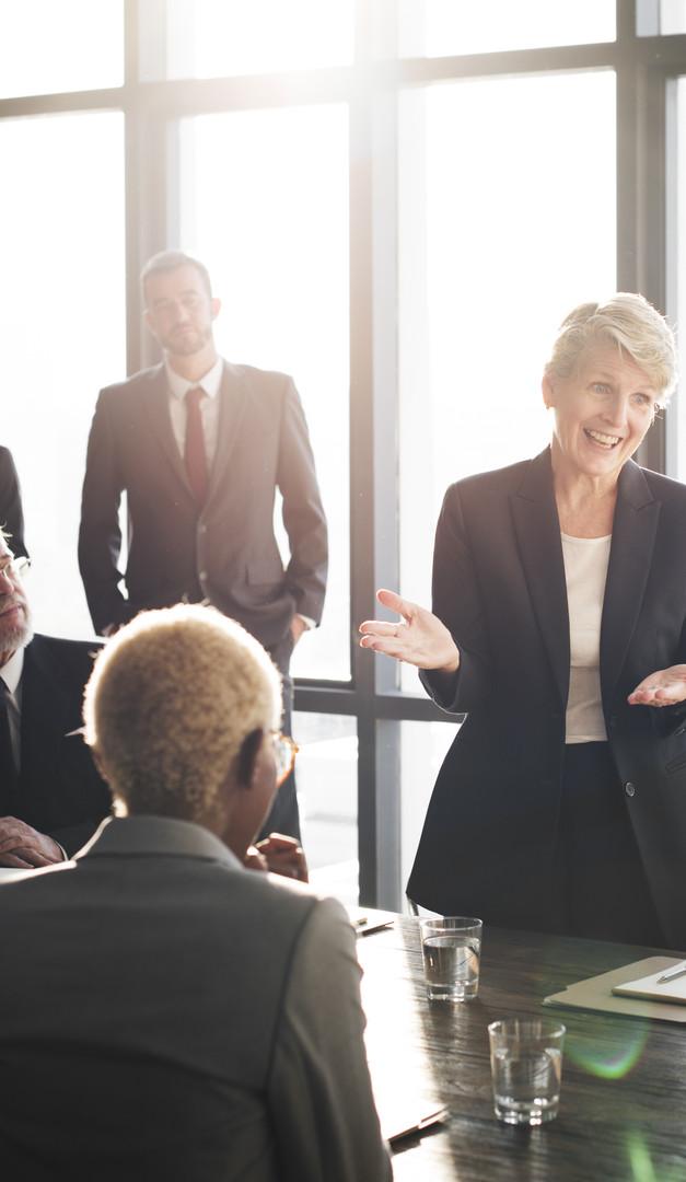 Executive & Leadership Training