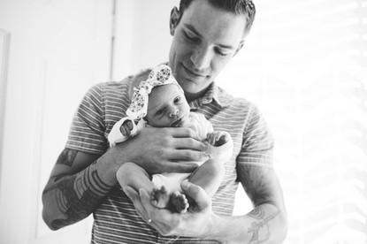 muskoka newborn photographer