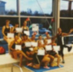 Aqua Instructor Training CPD